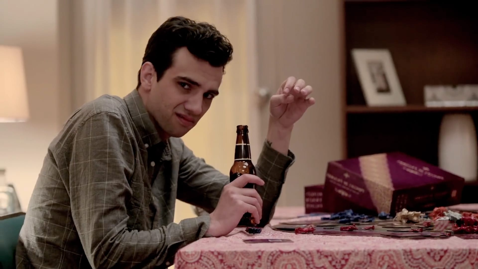 Man seeking a man